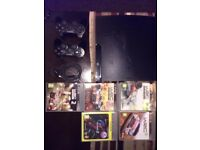 Sony PS3 Slim 320GB Charcoal Black Console (CECH-3003B)