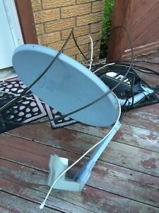 Bell Satellite Dish Cambridge Kitchener Area image 1