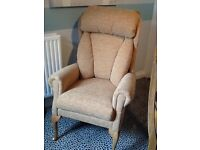 Coniston Queen Anne High Back Chair