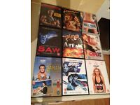 Second lot of various DVDS
