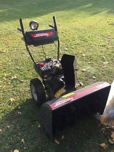 Snowflite 2 stage snow blower for sale