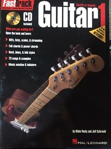 FastTrack Guitar Lesson and Song Books Stratford Kitchener Area image 1