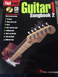 FastTrack Guitar Lesson and Song Books Stratford Kitchener Area image 4