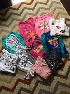 Girls size 7/8 tops! Name brand