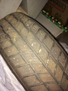 Hanook winter tires 17/65/R14