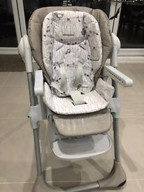 High chair - Chicco Polly 2 in 1