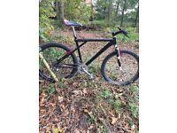 """GT Zasker Retro expert super lightweight 18"""" frame mountain bike. Just serviced immaculate"""