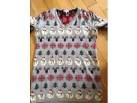 AS NEW NEXT XMAS KNITWEAR SIZE 20