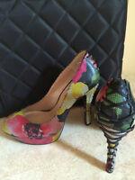 Chaussures talon haut / shoes boots wedges heels stilettos