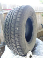 265/70R15 Dean Wintercat SST ** BRAND NEW** Winter tires