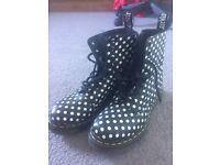 Dr Marten Boots size 3