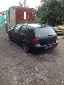 Golf 1.9 Tdi for parts