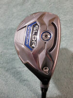 TaylorMade SLDR Rescue 4-21degree