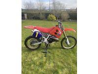 Honda cr250 2stroke (1990)