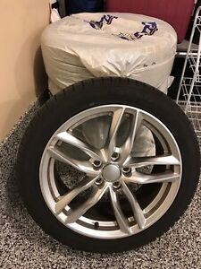 Mercedes Benz Winter Wheels package