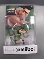 Amiibo little mac ou captaine falcon