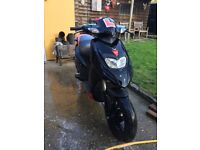 Aprilia sr50 moped 50cc scooter