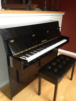 Yamaha C109 Acoustic Piano for sale