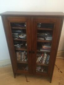 IKEA stained walnut units, great condition