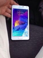 Unlocked samsung note 4 for sale