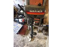 2 hp mariner outboard