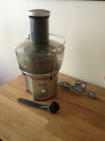 Breville Juice Fountain Clean and works great! $45