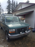 1996 Ford F-150 XL 4x4 -Mud Bogger Potential-Parts Truck