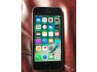 iPhone 5s Space Grey 16gb Vodaphone