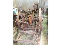 Vintage Horse Drawn Farm Machinery