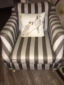 Gorgeous arm chair for sale £80 only