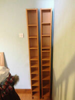 Ikea Benno CD Tower x2