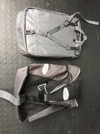 Professional top brand cycle panniers (pair)REDUCED!