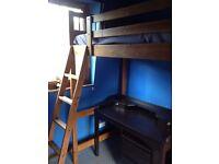 IKEA STORA cabin bed
