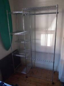 Pinnacle shelf wire wardrobe Carlton Melbourne City Preview
