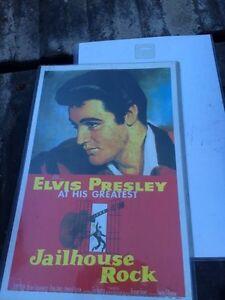 Posters Elvis and curt cobain Edmonton Edmonton Area image 1