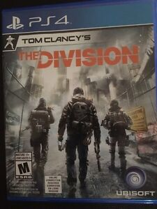 Tom Clancy's Division (PS4)