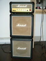 VINTAGE 1986 MARSHALL LEAD 12 (3005) MINI STACK