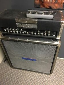 Fender Metalhead MH Amp and Cabinet