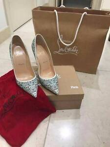 "Christian Louboutin ""So pretty"" shoes Strathfield Strathfield Area Preview"