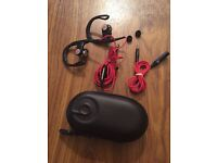For swap Monster Powerbeats by Dr Dre in ear