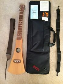 Martin Backpacker electro acoustic travel guitar
