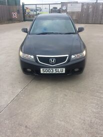 Honda Accord very reliable car