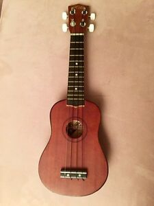 Deluxe Soprano  Ukulele  Downtown-West End Greater Vancouver Area image 1
