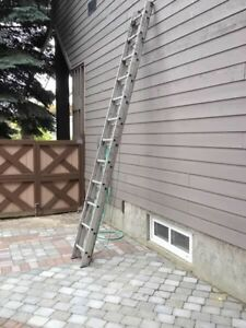 17 foot extension ladder
