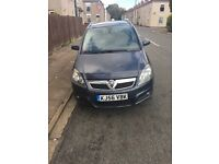Vauxhall zafira 2.0TURBO (swap or sell)