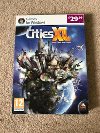 Cities XL PC game