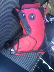 Ride triad boots size 11