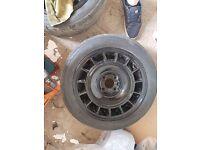 Renault Turbine 4x100, Direzza DZ03g track tyres