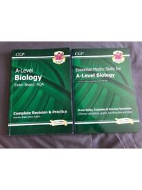 A level biology aqa revision guides
