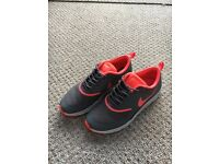 Nike Thea grey trainers (size 4.5)